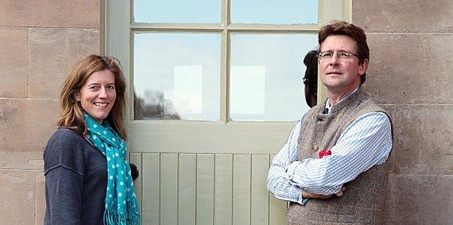 Kate and Angus